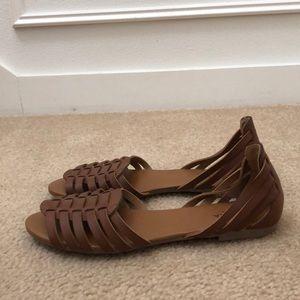 New Arizona Jean Co Sandals Size 7